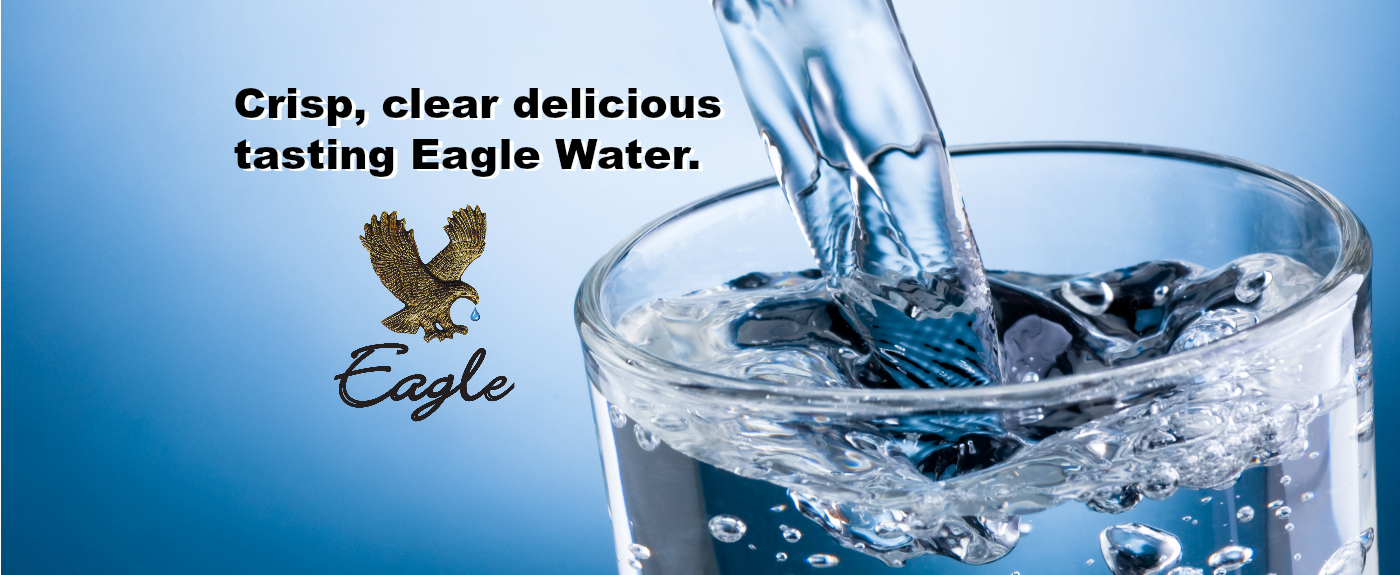 Eagle Water pouring